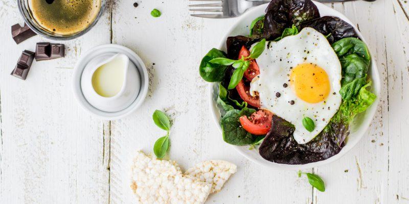 Gezond eten tijdens werk